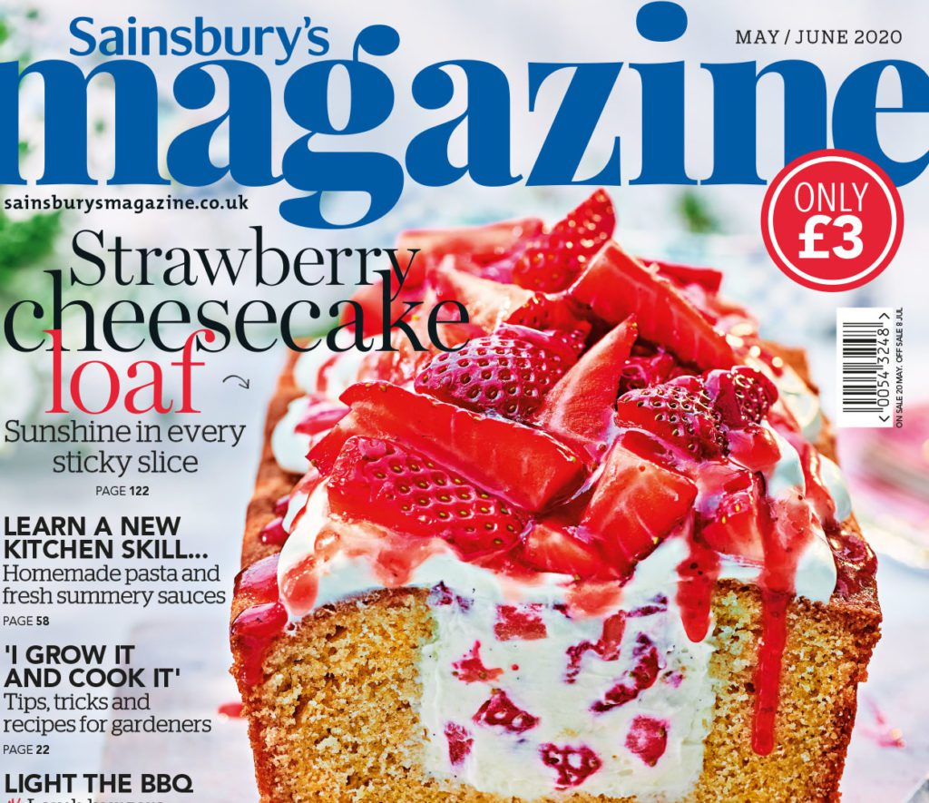 Sainsbury's Magazine May