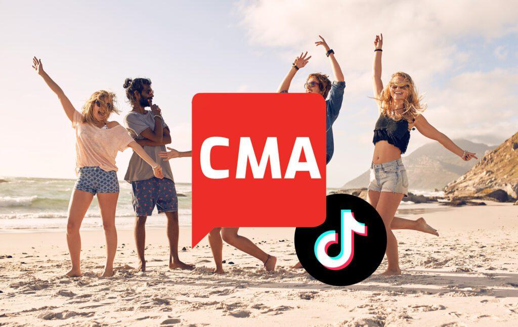 CMA TikTok