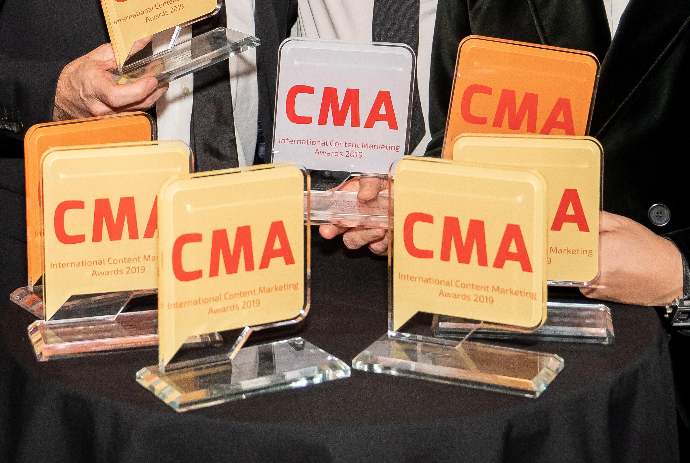 CMA Trophies