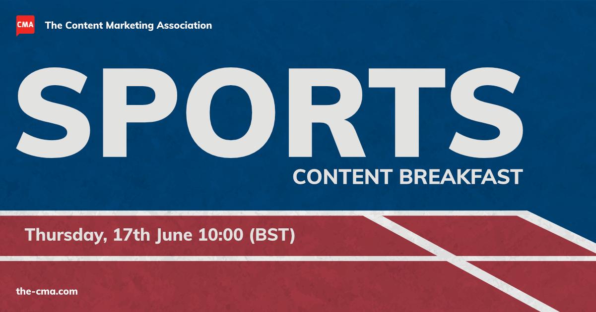 Sports Content Breakfast