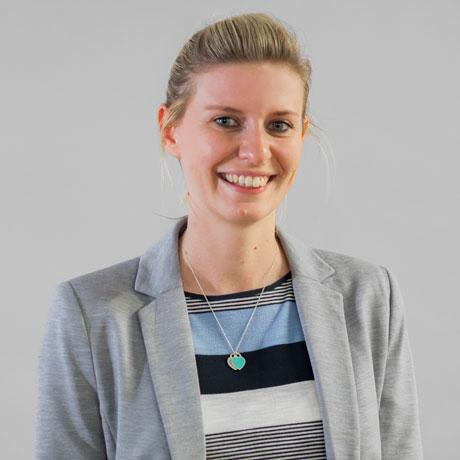 Women in Content speaker, Katie Fincham