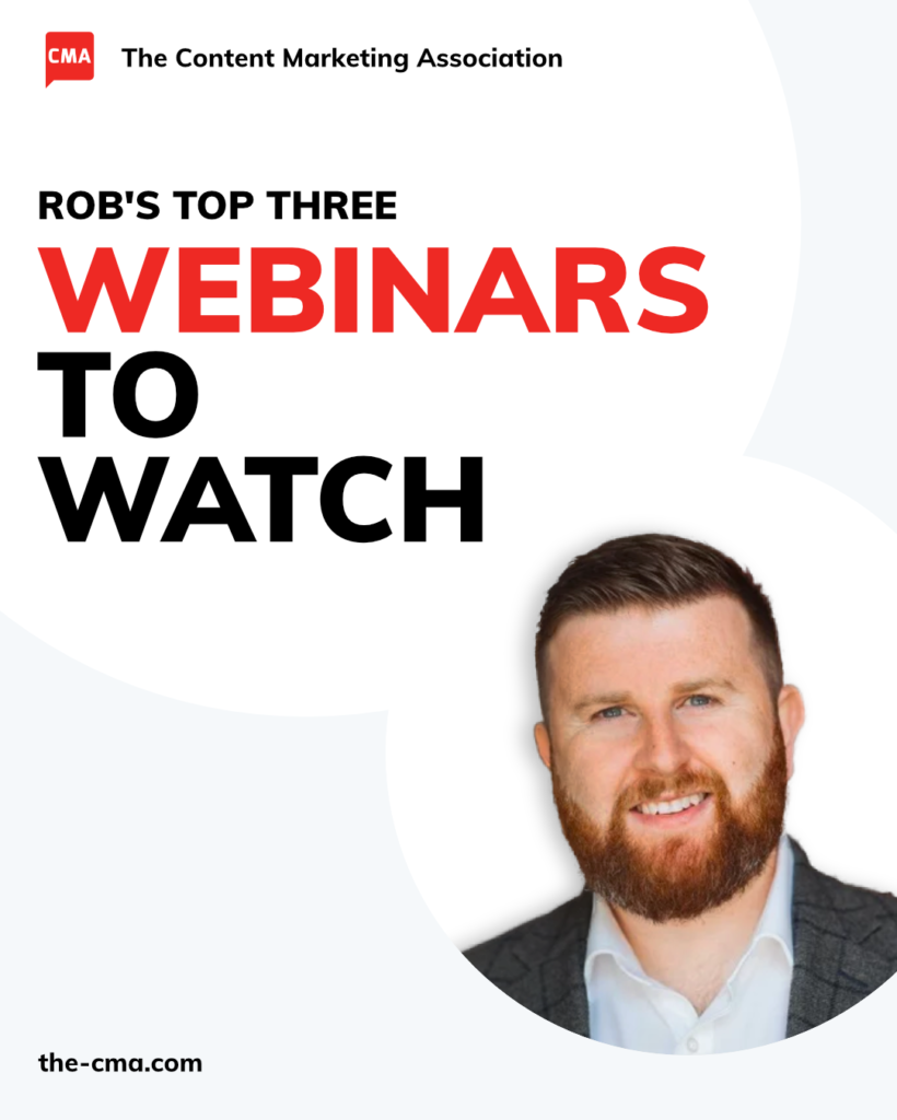 Rob Webinars