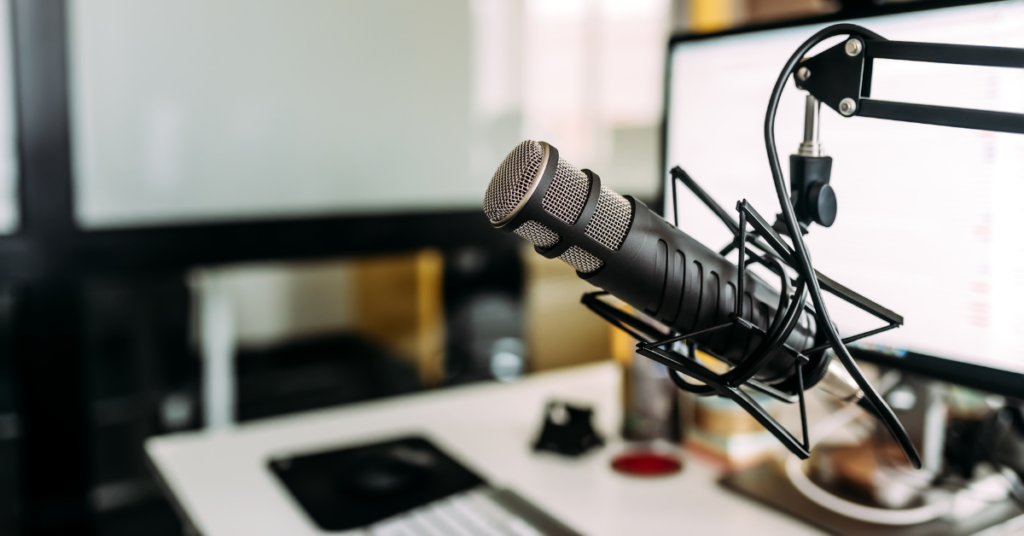 Podcast for marketing