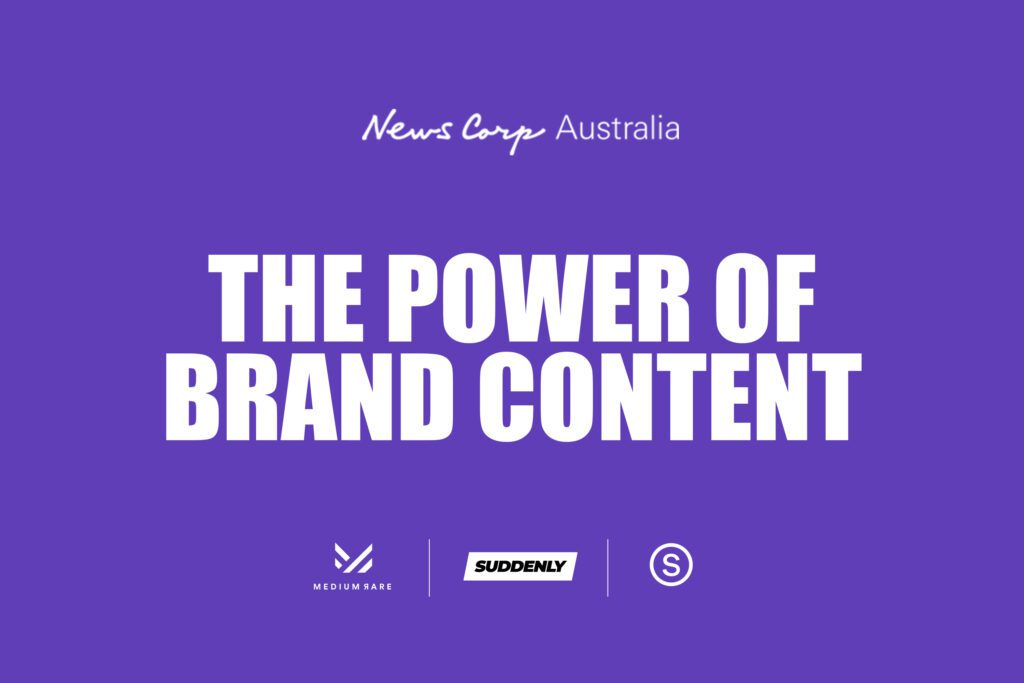 The Power of Brand Content